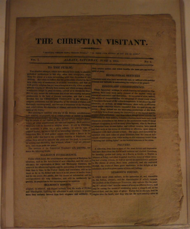 Christian Visitant