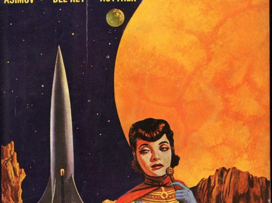 Space Science Fiction (1st Series)