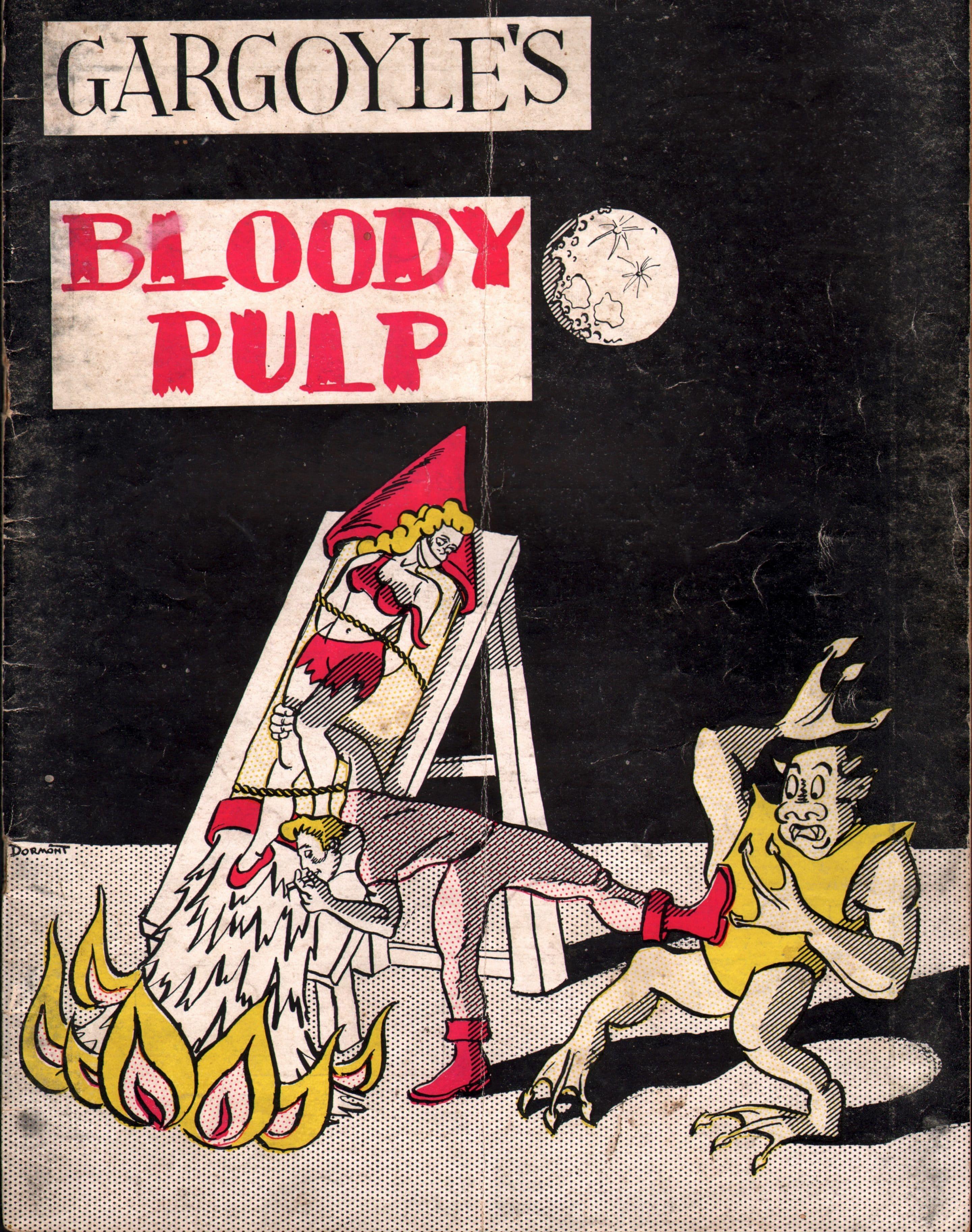 Gargoyle's Bloody Pulp