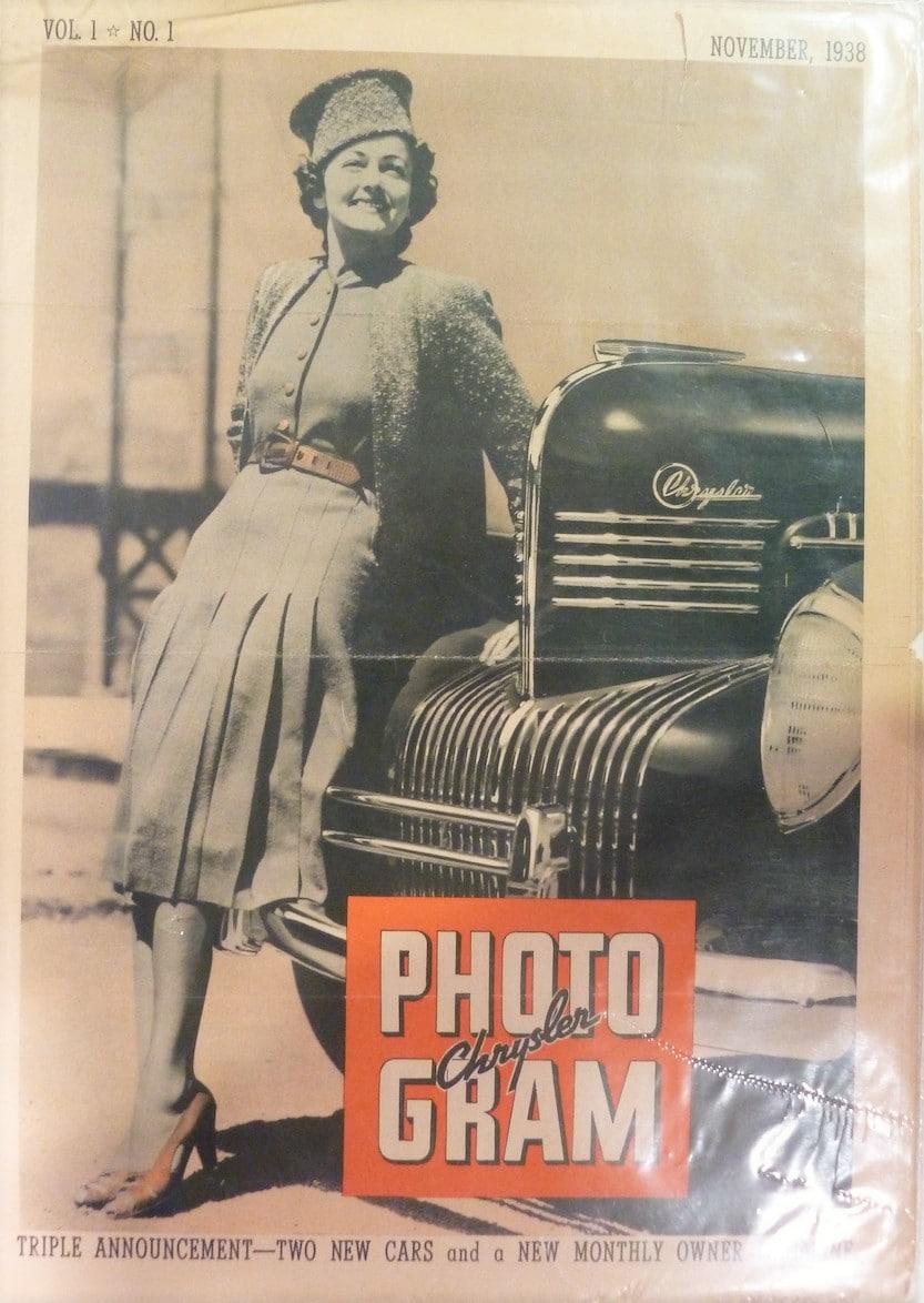 Chrysler PhotoGram