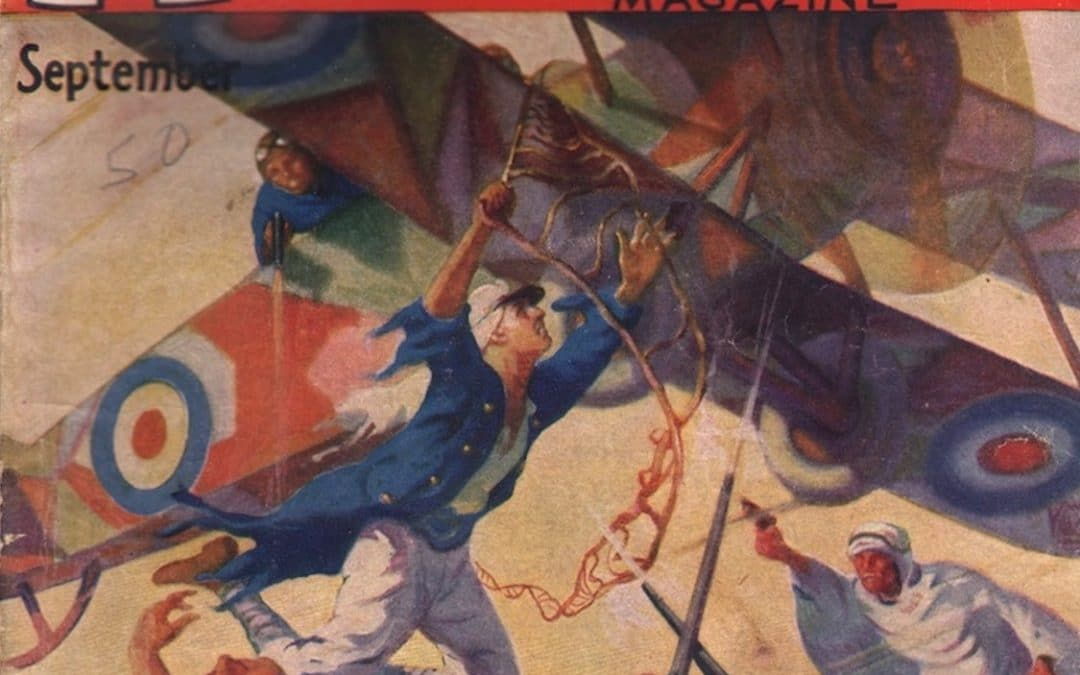 Complete Aviation Novel Magazine