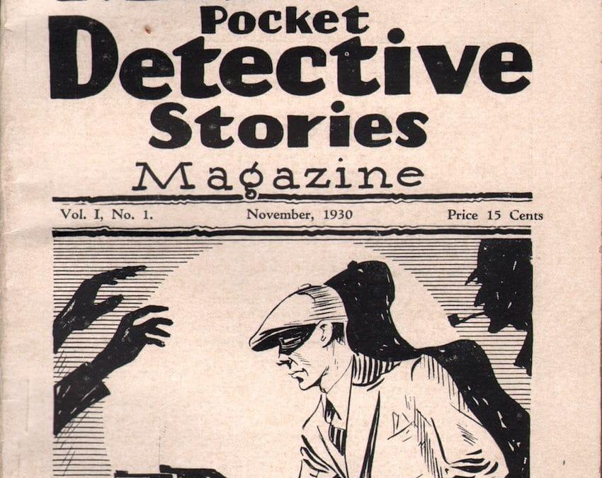 Mack's Pocket Detective Stories Magazine