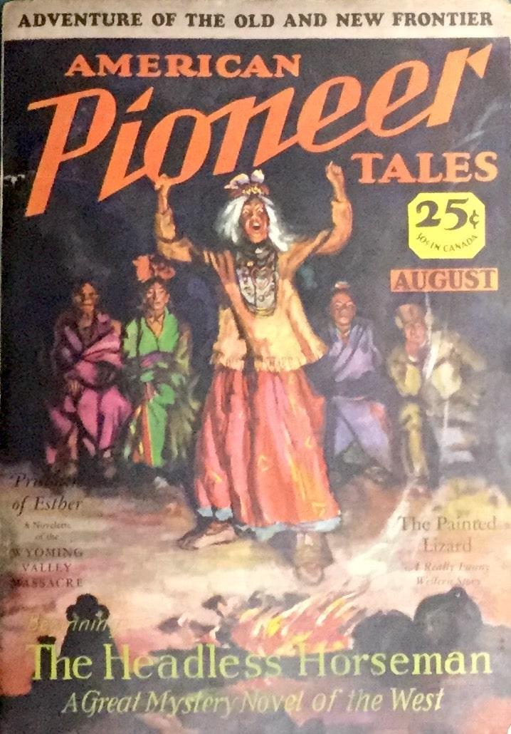 American Pioneer Tales