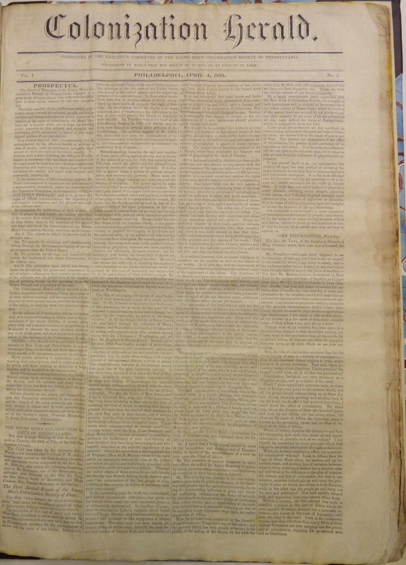 Colonization Herald