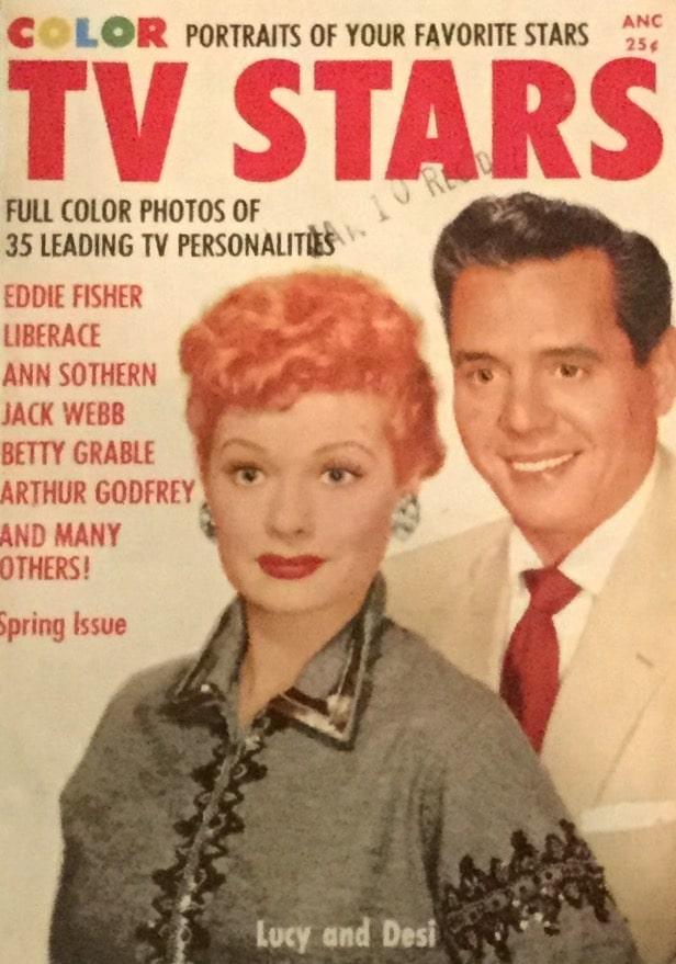 Color TV Stars