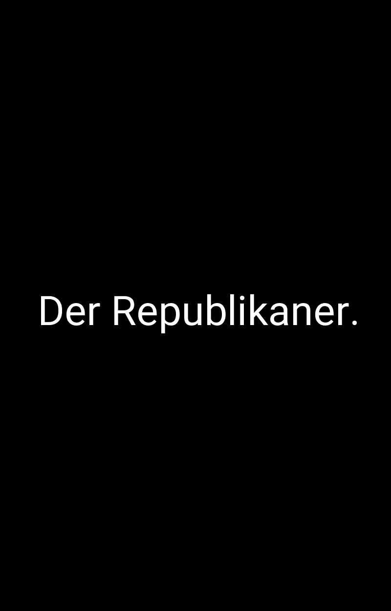 Der Republikaner.