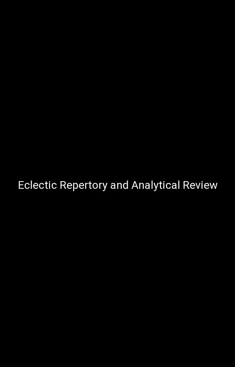 Eclectic Repertory and Analytical Review