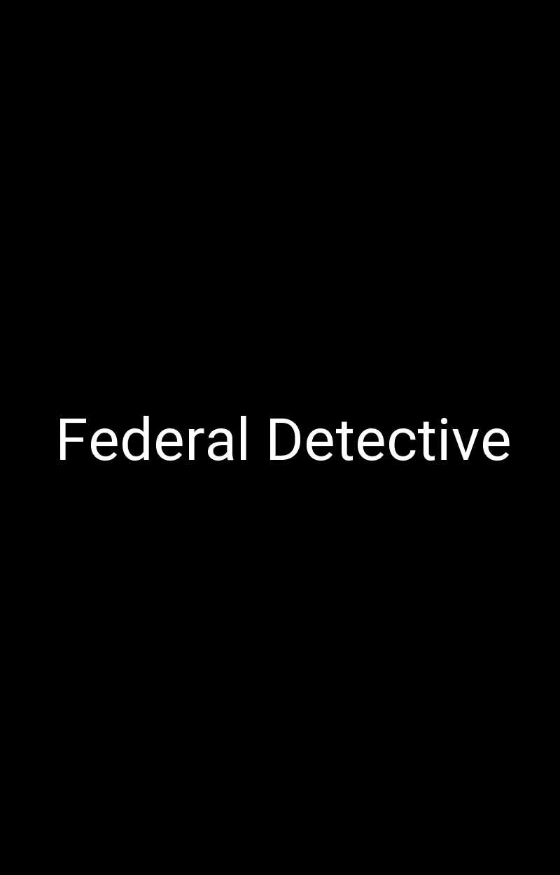 Federal Detective