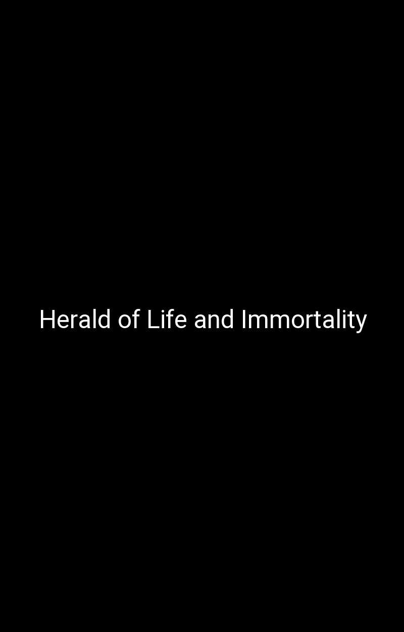 Herald of Life and Immortality