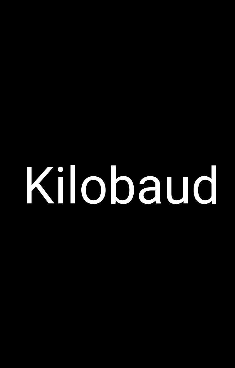 Kilobaud