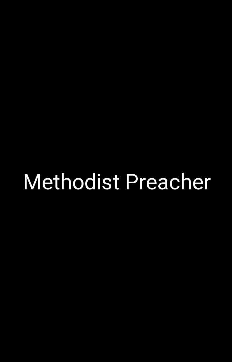 Methodist Preacher