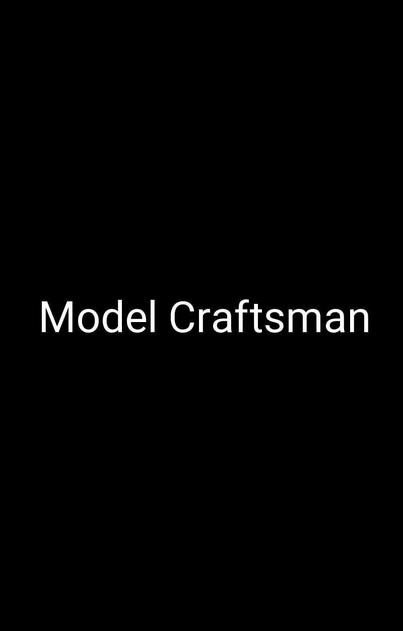Model Craftsman
