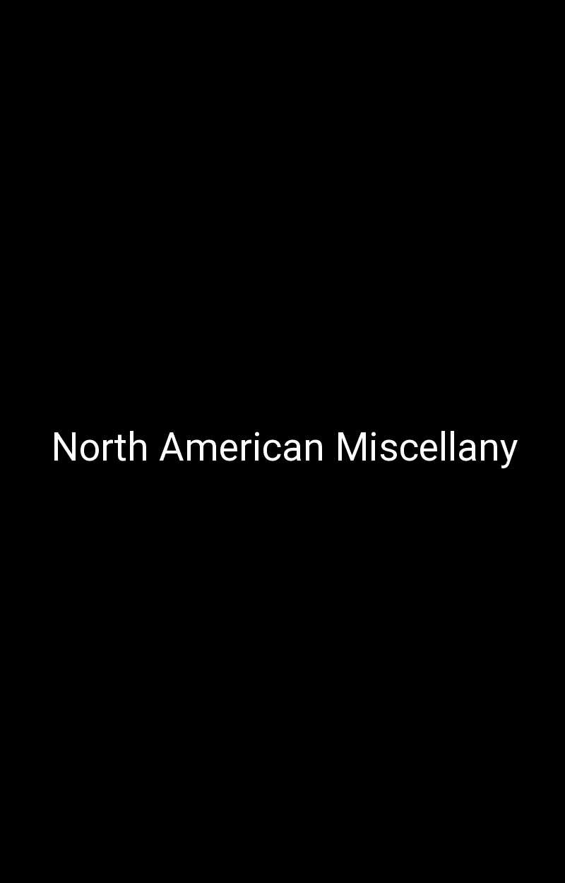 North American Miscellany