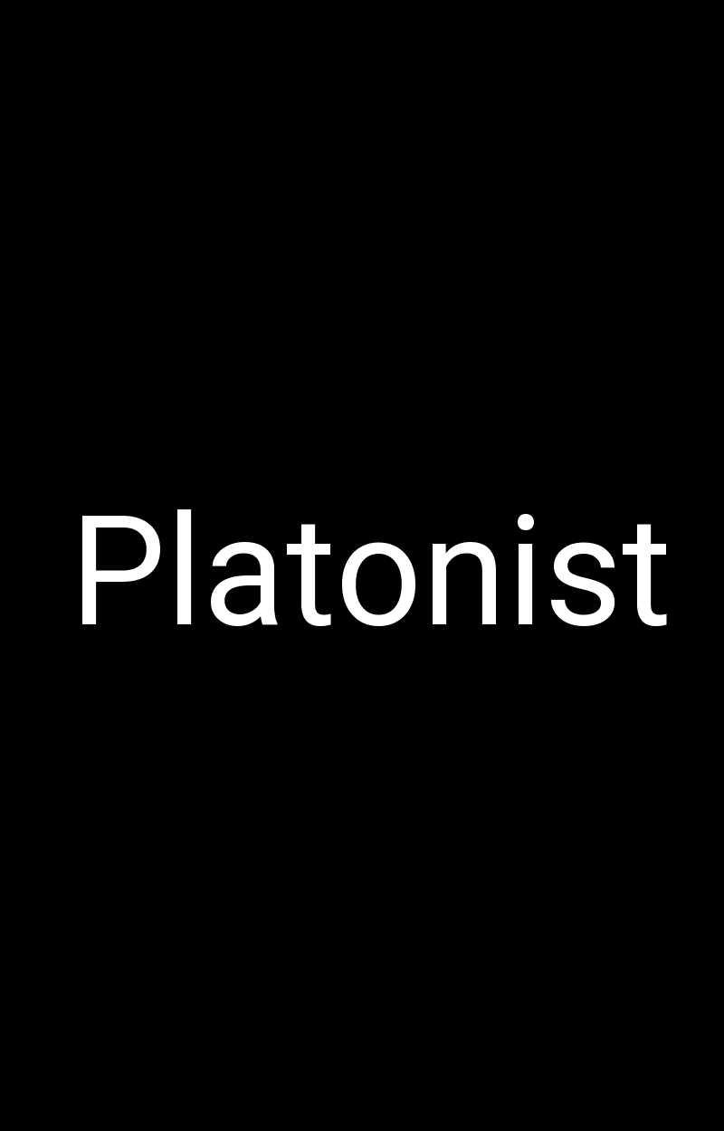 Platonist