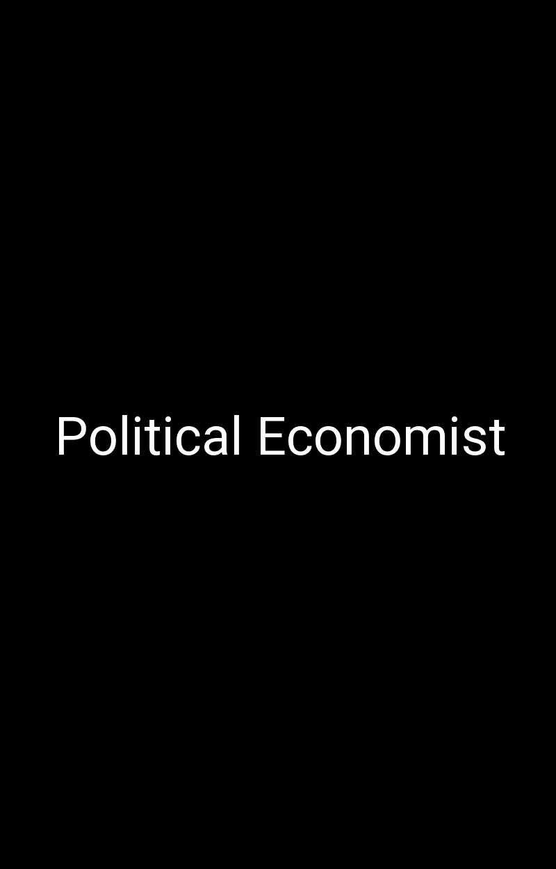 Political Economist