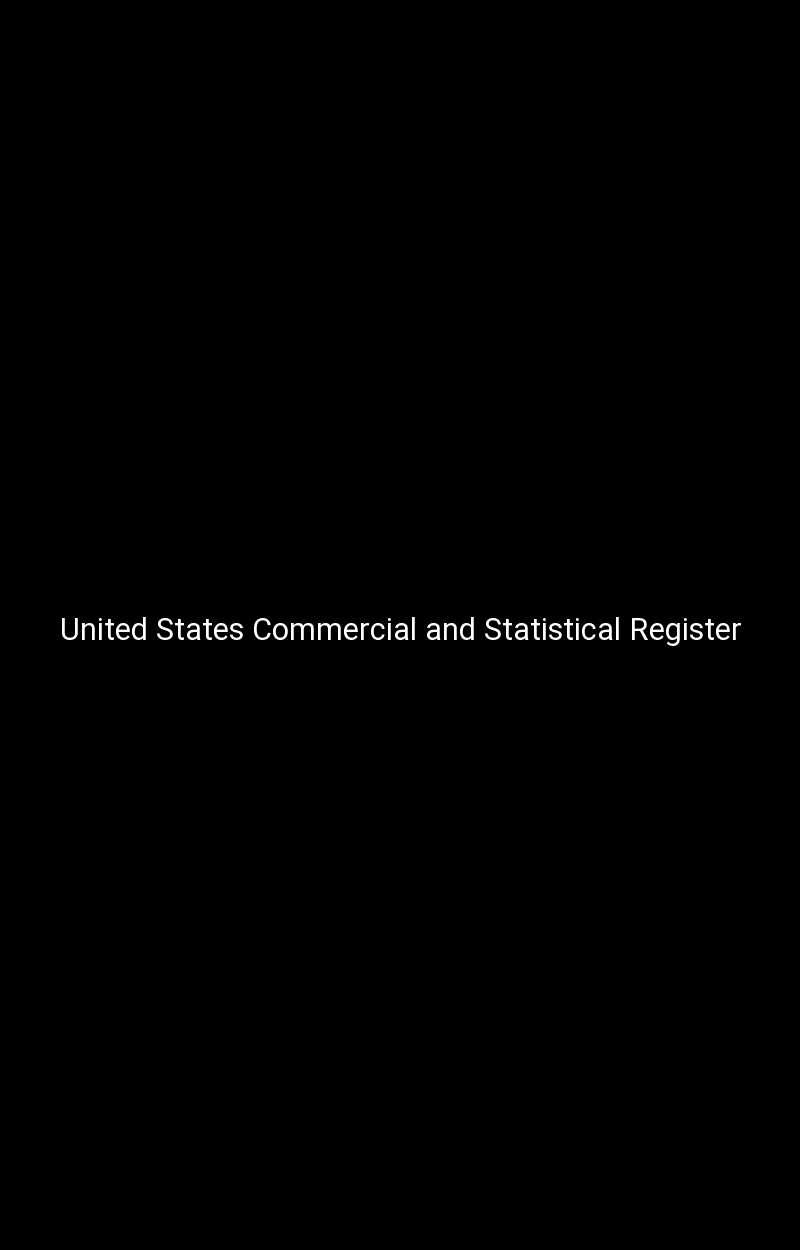 United States Commercial and Statistical Register