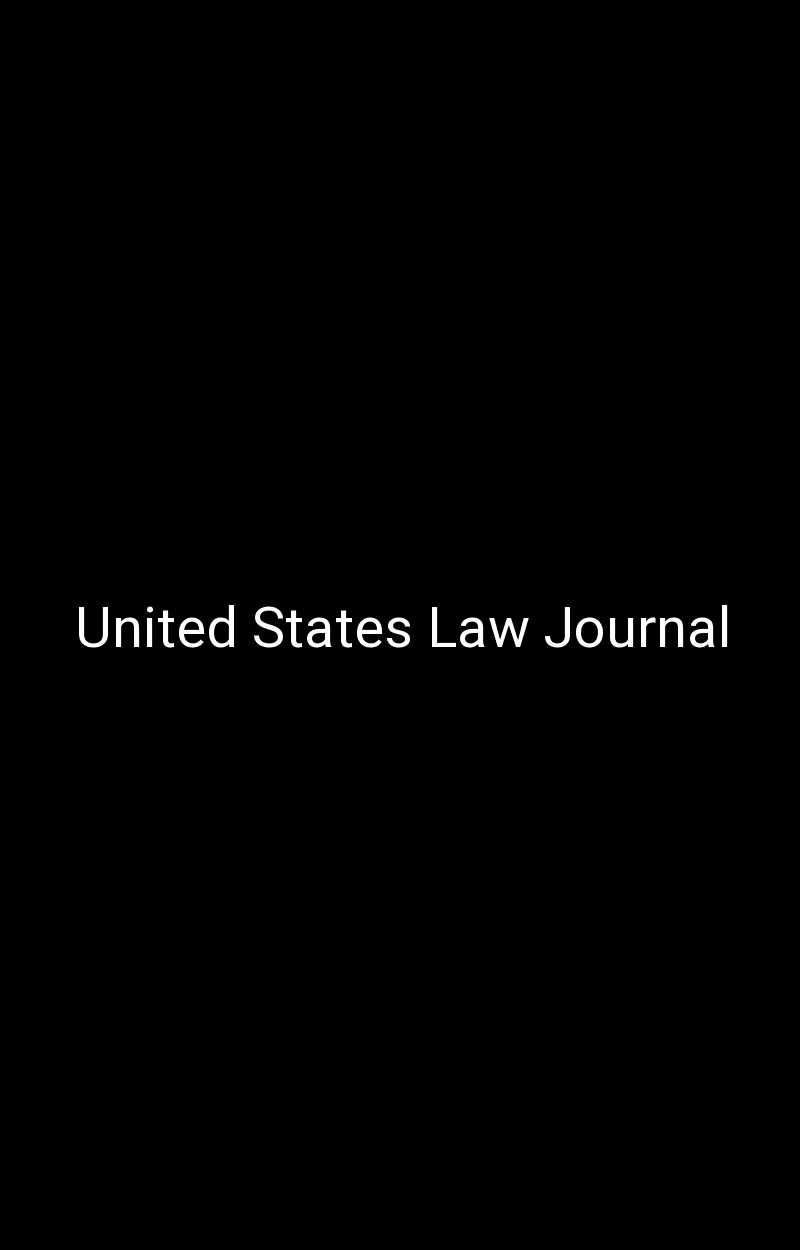 United States Law Journal