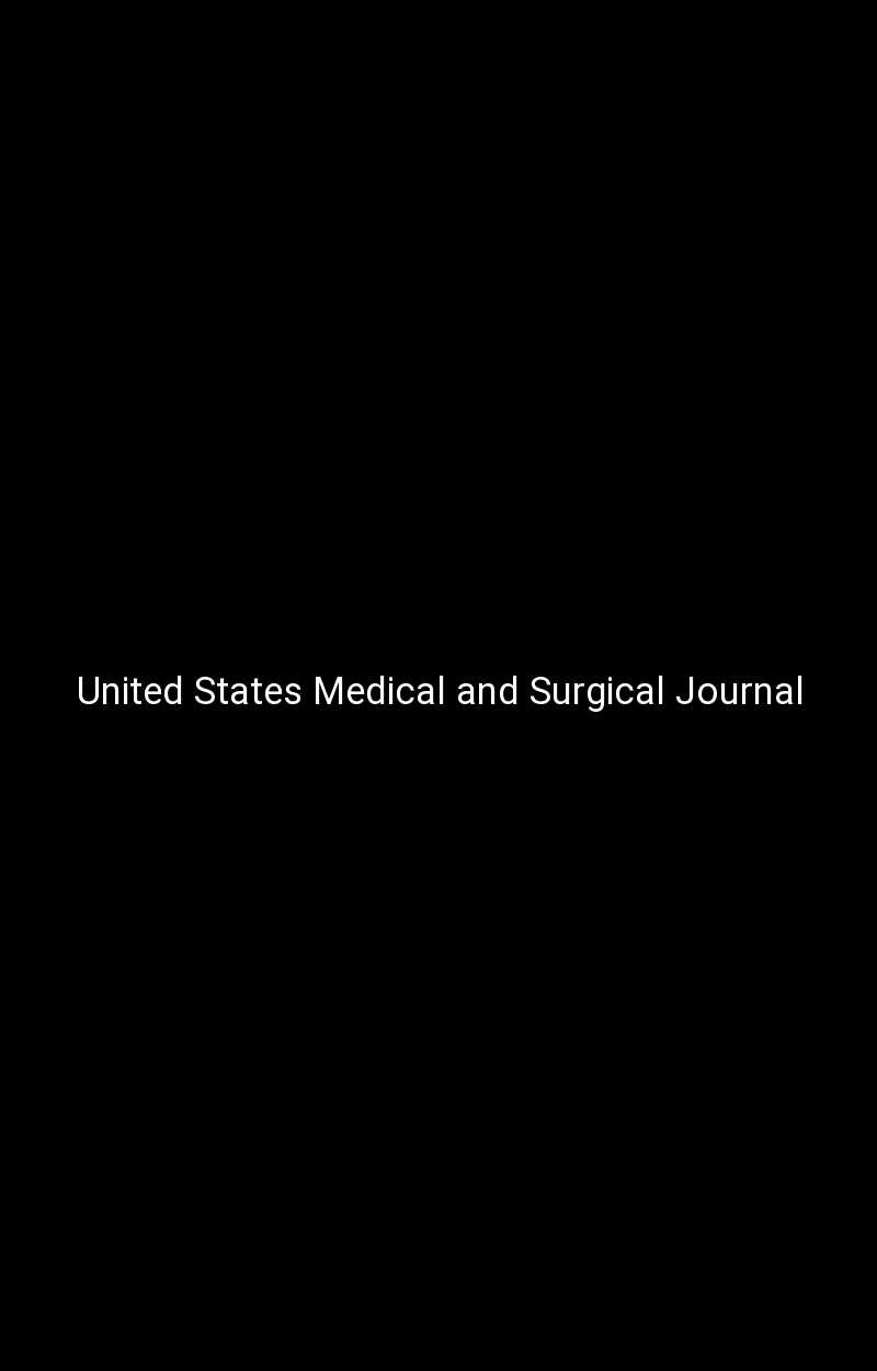 United States Medical and Surgical Journal