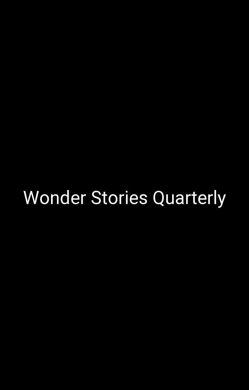 Wonder Stories Quarterly