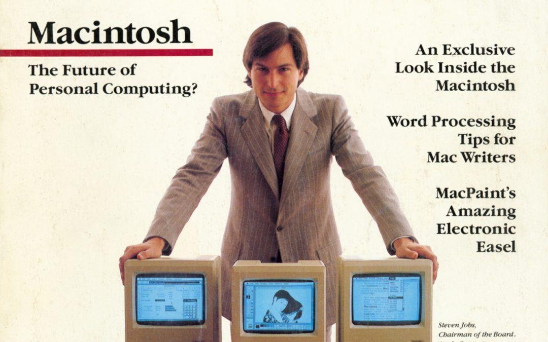 Remembering Steve Jobs 1955-2011. A Magazine Tribute.